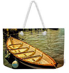 Waiting For The Fisherman Weekender Tote Bag by Wallaroo Images