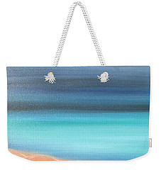 Waiting Weekender Tote Bag by Jacqueline Athmann