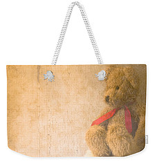 Waiting  Weekender Tote Bag by Jan Bickerton