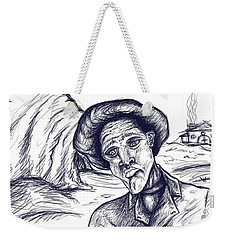 Waiting On Change Weekender Tote Bag