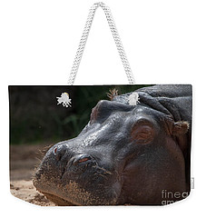 Wake Me When Its Over Weekender Tote Bag