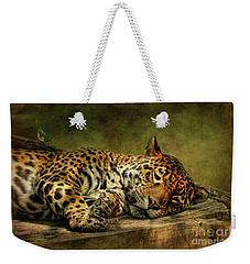 Wake Up Sleepyhead Weekender Tote Bag