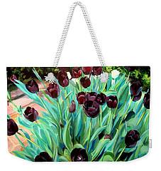 Walk Among The Tulips Weekender Tote Bag