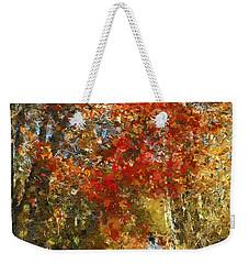 Walk On The Wild Side Weekender Tote Bag