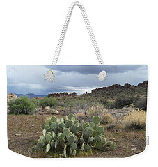 Walk On The Wildside Weekender Tote Bag