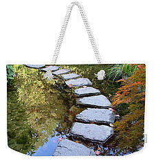 Walk On Water Weekender Tote Bag