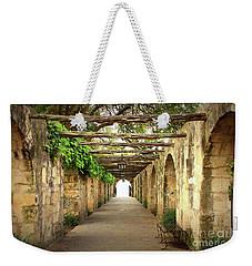Walk To The Light Weekender Tote Bag