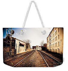 Walkers Point Railway Weekender Tote Bag