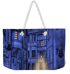 Walking Into The Past Weekender Tote Bag