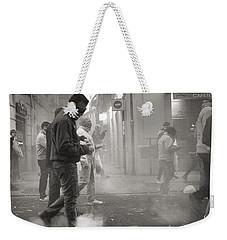 Walking On Clouds In Valencia Weekender Tote Bag
