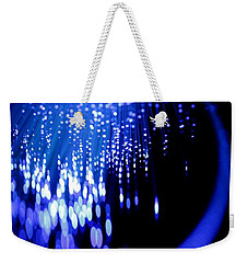 Weekender Tote Bag featuring the photograph Walking On The Moon by Dazzle Zazz