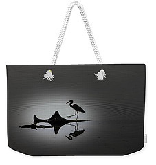 Walking On The Water Weekender Tote Bag