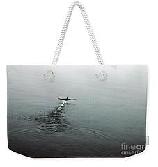 Walking On Water Weekender Tote Bag