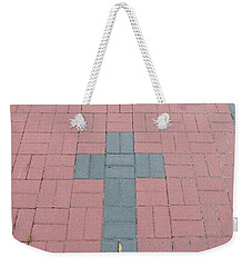 walkway of Faith Weekender Tote Bag