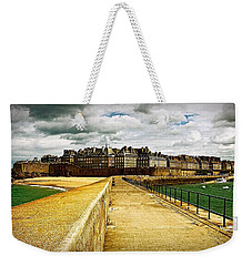 Walkway To Intra Muros Weekender Tote Bag