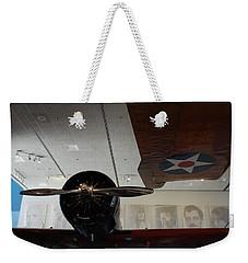 Wall Of Great Aviators Weekender Tote Bag