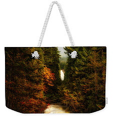 Wallace Fall North Fork Weekender Tote Bag