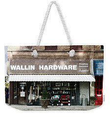 Wallin Hardware Weekender Tote Bag