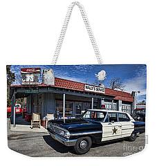 Wallys Service Station Weekender Tote Bag