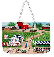 Walter's Watermelons Weekender Tote Bag