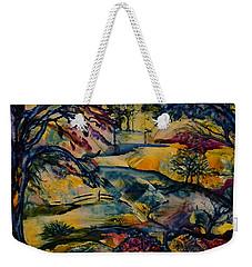 Wandering Woods Weekender Tote Bag