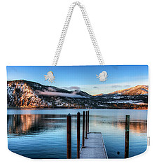 Wapato Point Weekender Tote Bag by Spencer McDonald