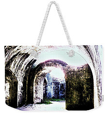 War At Fort Pickens Weekender Tote Bag