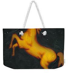 War Horse. Weekender Tote Bag by Kenneth Clarke