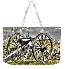 War Thunder - The Letcher Artillery Brander's Battery West Confederate Ave Gettysburg Weekender Tote Bag