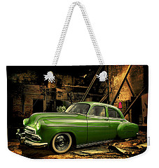 Warehouse Gem Weekender Tote Bag
