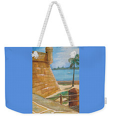 Warm Days In St. Augustine Weekender Tote Bag