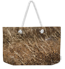 Warm Light On A Winter's Day Weekender Tote Bag by Dee Cresswell
