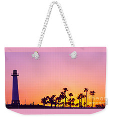 Warm Sunset Weekender Tote Bag
