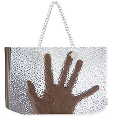 Weekender Tote Bag featuring the photograph Warm Welcome by Vicki Ferrari