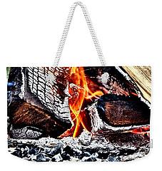 Warmth Weekender Tote Bag