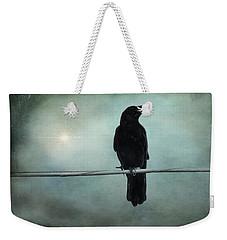 Warning Call Weekender Tote Bag