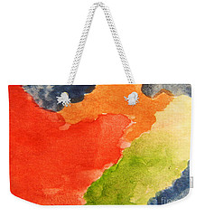 Wash Away Weekender Tote Bag