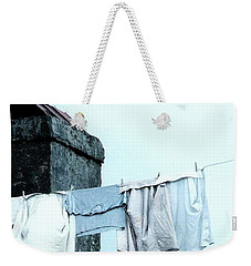 Wash Day Blues In New Orleans Louisiana Weekender Tote Bag