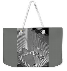 Wash Please Weekender Tote Bag