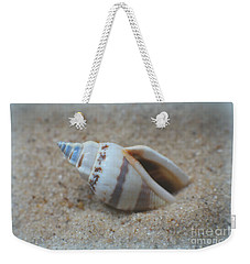 Washed Ashore Seashell Treasure Weekender Tote Bag