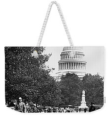 Washington Bicycle Parade Weekender Tote Bag