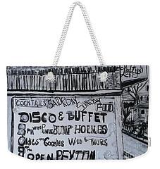 Washington D.c. Kearny Ne  Weekender Tote Bag