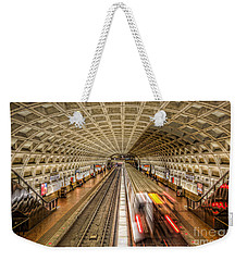 Washington Dc Metro Station Xi Weekender Tote Bag