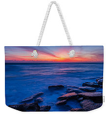 Washington Oaks Twilight Weekender Tote Bag