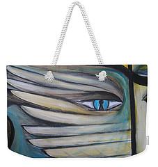 Watch Me  Weekender Tote Bag