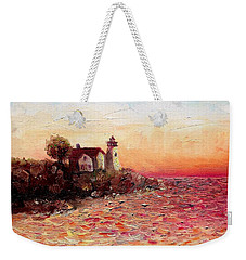 Watch Over Me Weekender Tote Bag