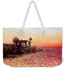Watch Over Me Weekender Tote Bag by Shana Rowe Jackson