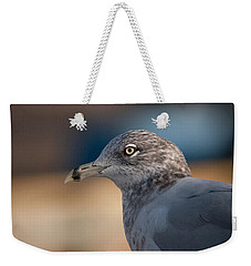 Watching The Port Weekender Tote Bag by WB Johnston