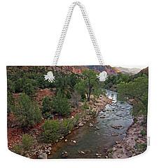 Watchman Sunset Weekender Tote Bag