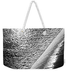 Water And Light Weekender Tote Bag by Photographic Arts And Design Studio